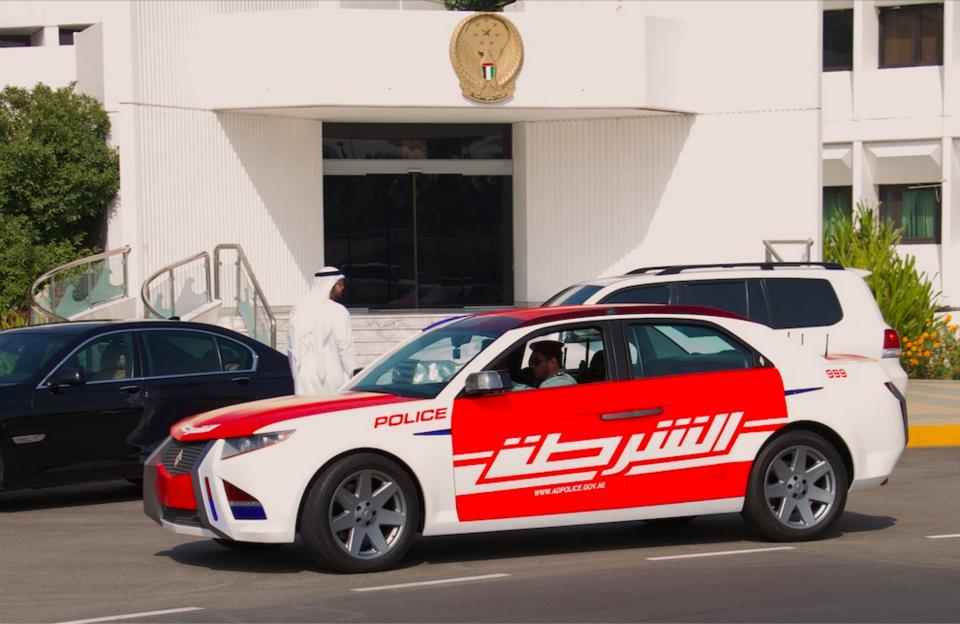 """أبوظبي تطلق """"مبادرة الخير"""" للسائقين المنتهية وثائق تأمين مركباتهم"""