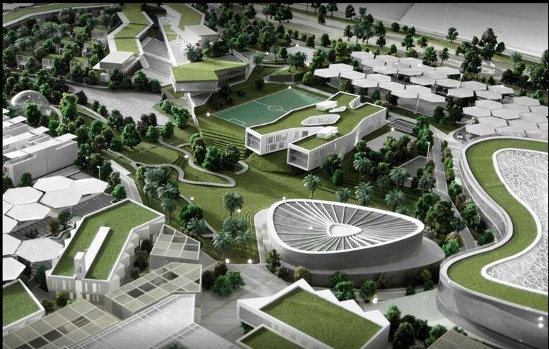 """""""المدينة المستدامة"""" بدبي أسعد منطقة سكنية لعام 2017"""