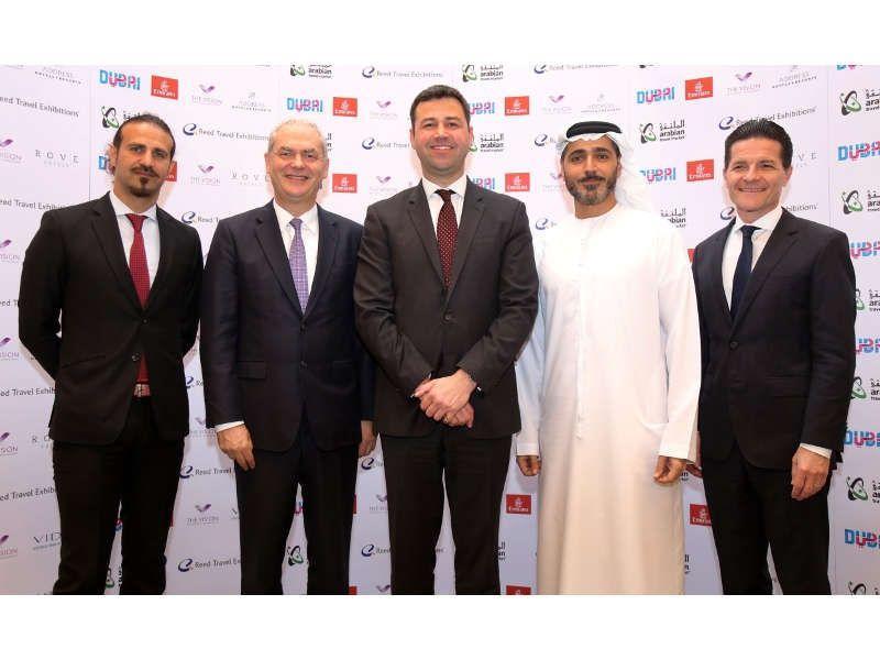 دبي تنظم الدورة الأكبر على الإطلاق لمعرض سوق السفر العربي