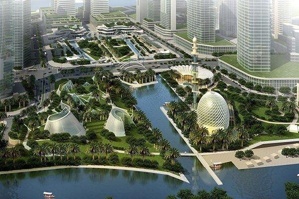 حديقة عامة جديدة بأبوظبي على مساحة مليون قدم بـ 250 مليون درهم
