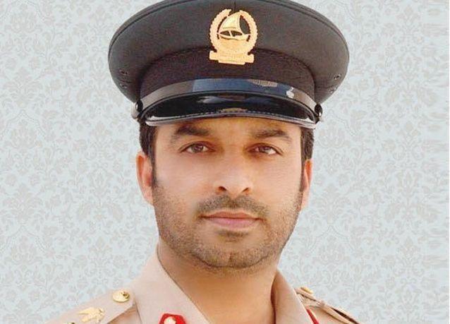 مرور شرطة دبي تطلق حملة لتجنب الانحراف المفاجئ