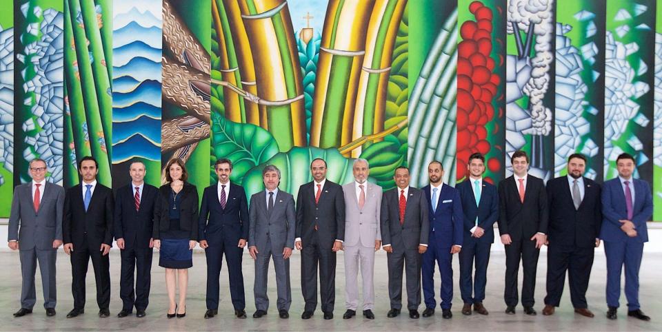 غرفة دبي تفتتح ثامن مكاتبها التمثيلية الخارجية في مدينة ساوباولو البرازيلية