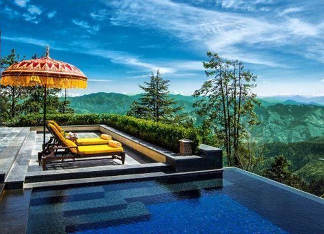 بالصور : أجمل الفنادق في العالم لقضاء شهر العسل