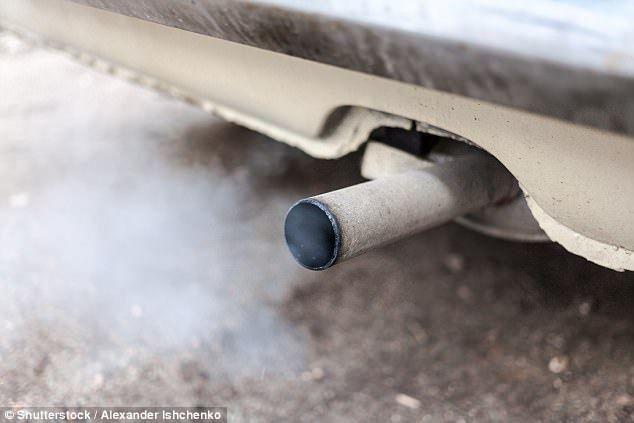 السكن قرب مصادر تلوث شديد نتيجة التكدس المرور يرفع خطر الإصابة بأمراض القلب