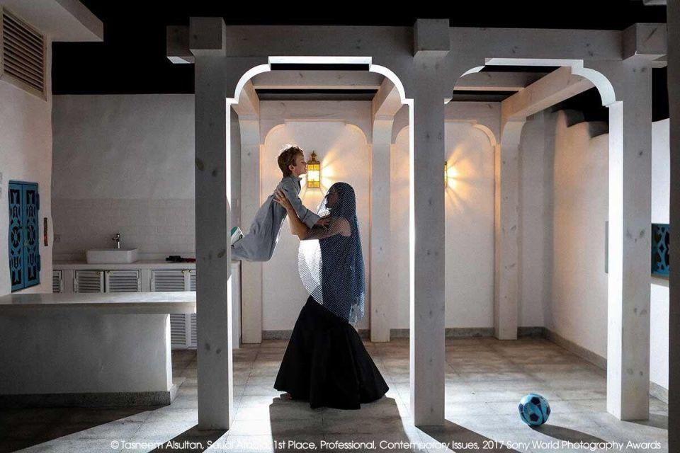 مصورة سعودية بين الفائزين بجائزة التصوير العالمي