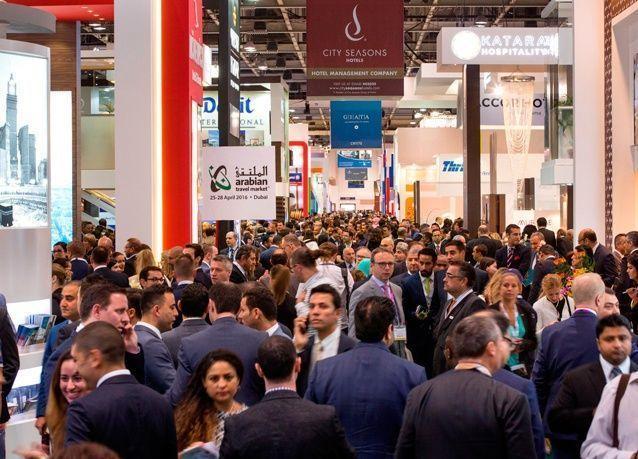 سوق السفر العربي بدبي يعلن زيادة مساحته الإجمالية هذا العام