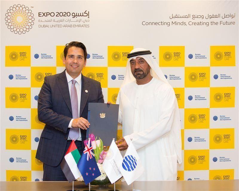 نيوزيلندا تؤكد مشاركتها رسمياً في إكسبو 2020 دبي
