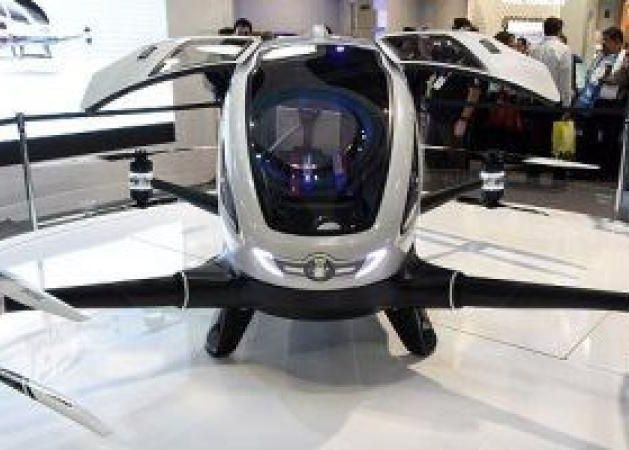 """من دبي وتكساس.. """"أوبر"""" تتطلع لتشغيل """"التاكسي الطائر"""" بحلول 2020"""