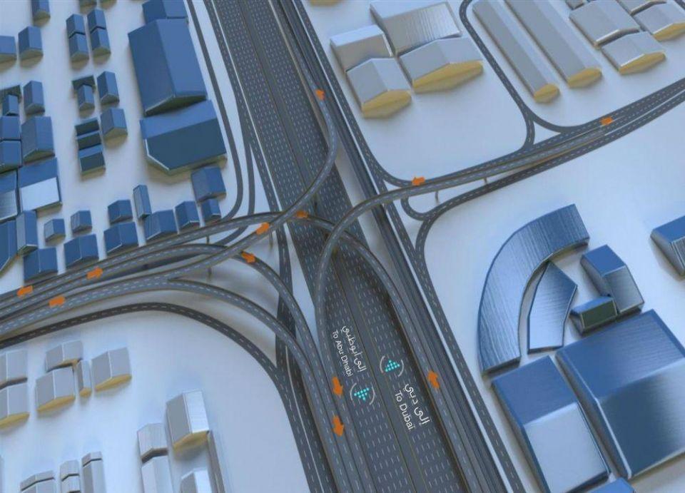 دبي: مشروع تطوير شارعي لطيفة بنت حمدان وأم الشيف بتكلفة 800 مليون درهم
