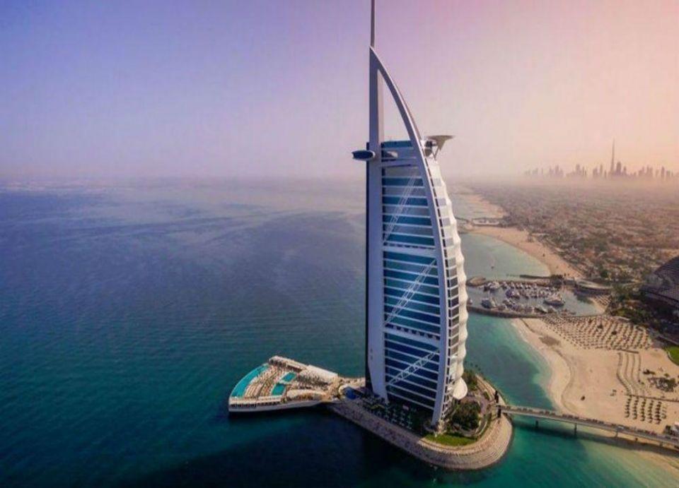 برج العرب يتصدر قائمة أكثر الشواطئ بدبي التي شهدت حالات غرق