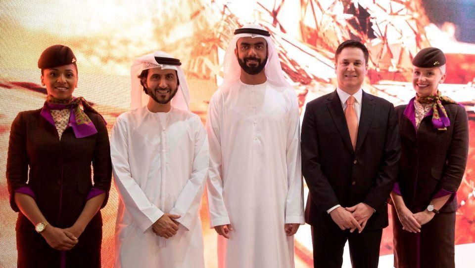 الاتحاد للطيران تُروج لرحلات التوقف في أبوظبي بـ 500 جائزة رائعة