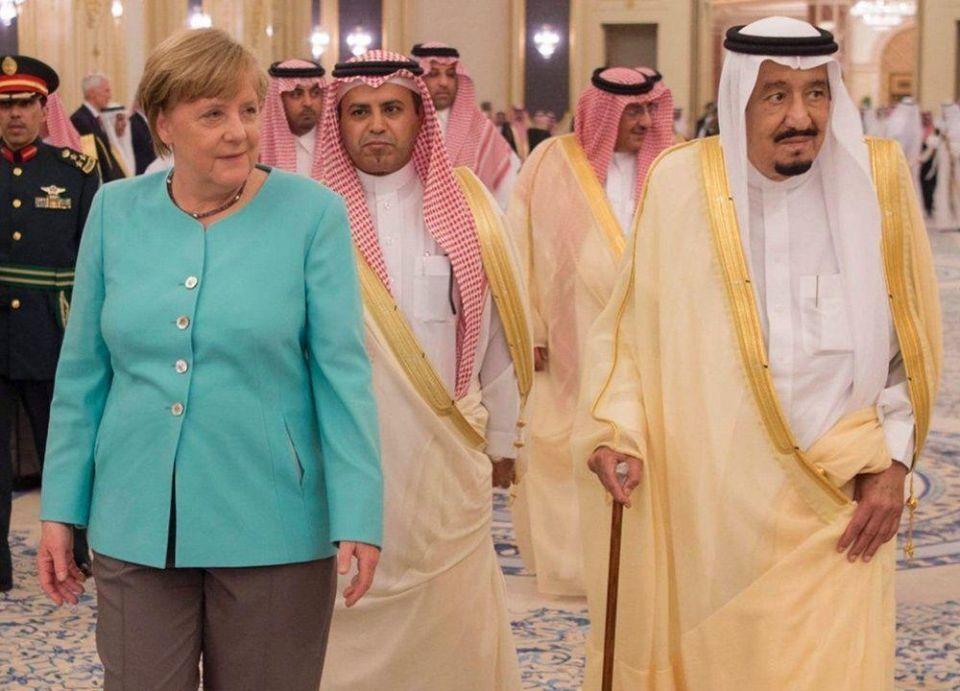 شركات ألمانية عملاقة توقع اتفاقيات تعاون مع السعودية