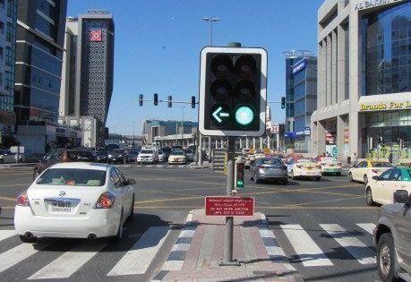 طرق دبي تجدد السيارة بدفع غراماتها دون ربطها بغرامات سيارات المالك