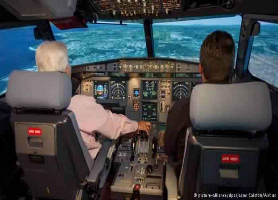 رعب وخوف إثر وفاة قائد طائرة أثناء تحليقها بين المغرب وبلجيكا