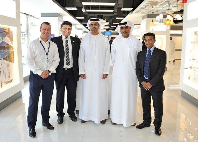البحري والمزروعي التجارية تعيد تجديد معرضها في دبي بتكلفة مليون درهم