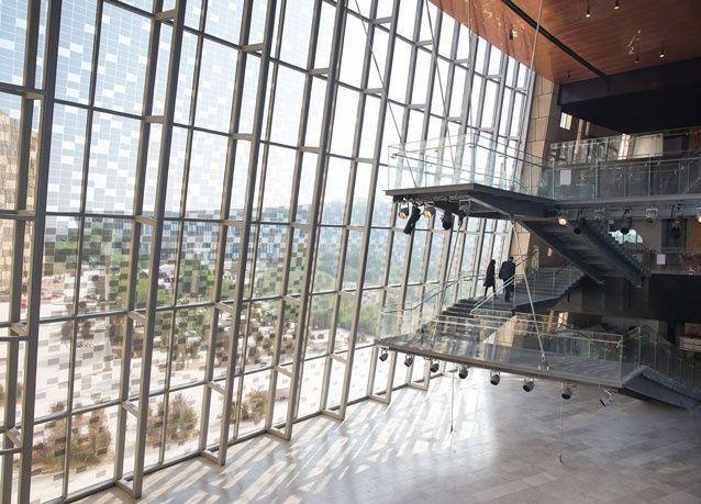 جامعة نورثويسترن في قطر تفتح مقرها الجديد في المدينة التعليمية