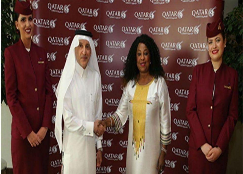 الخطوط القطرية ترتبط بعقد شراكة مع الفيفا حتى 2022