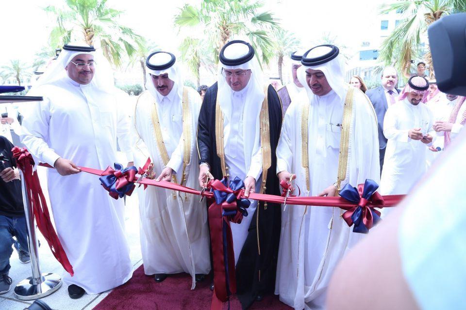مجموعة QNB تفتتح فرعا في الرياض