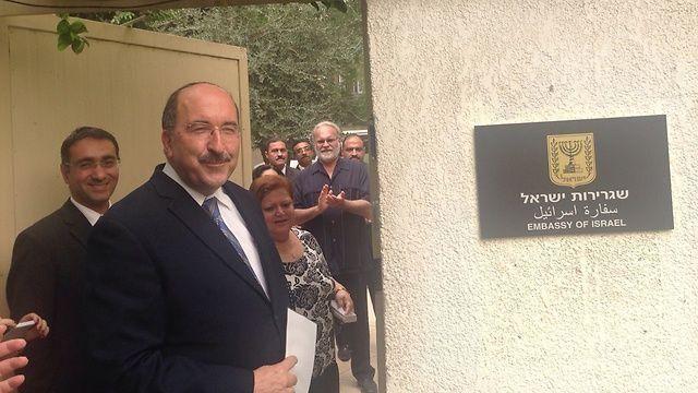 تل أبيب تُغلق سفارتها نهائيًا في القاهرة