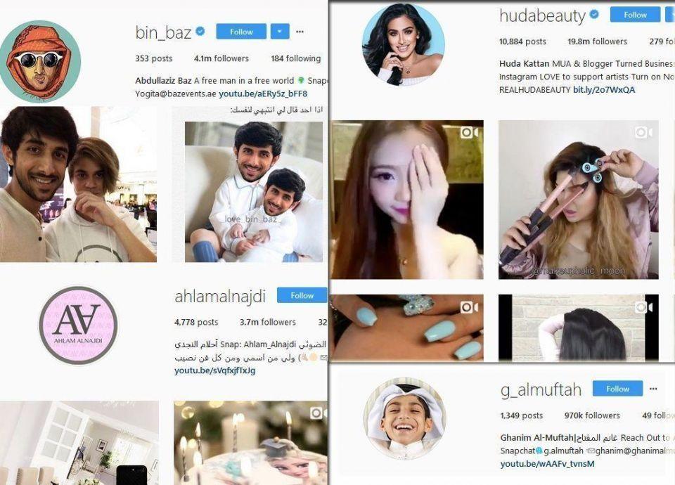 146 ألف درهم ثمن التدوينة المؤثرة في الإمارات