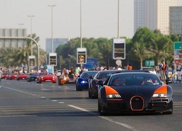 3.53 مليون سيارة في الإمارات عام 2020