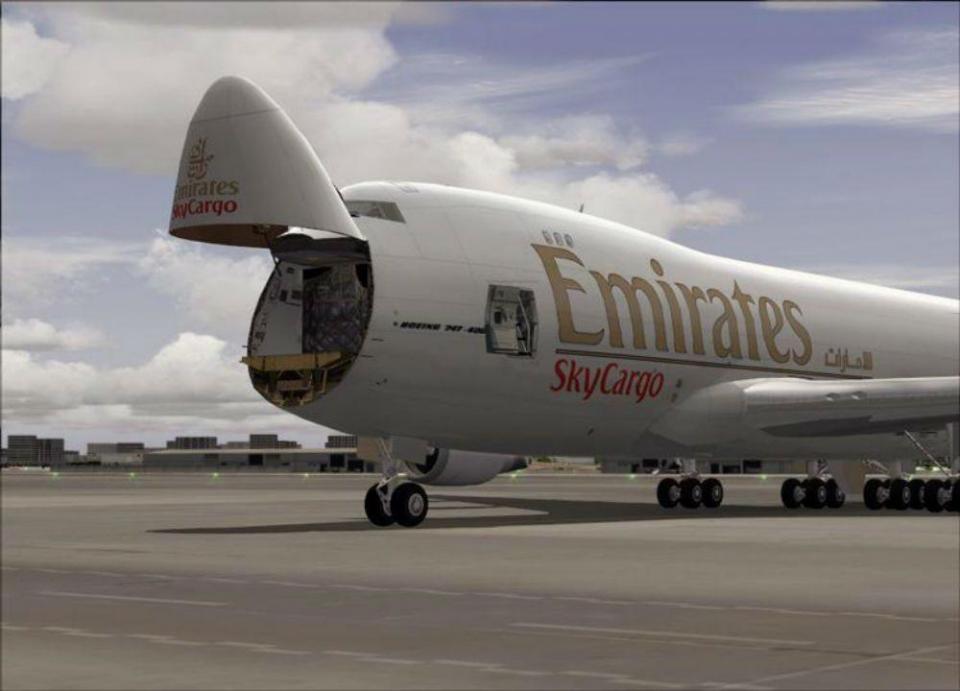 طيران الإمارات وكارجولوكس تتفقان على تقاسم سعة الشحن الجوي