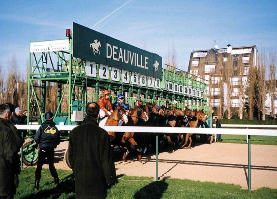 إطلاق اسم أبوظبي على سباقات غينيس الفرنسية بمضمار دوفيل