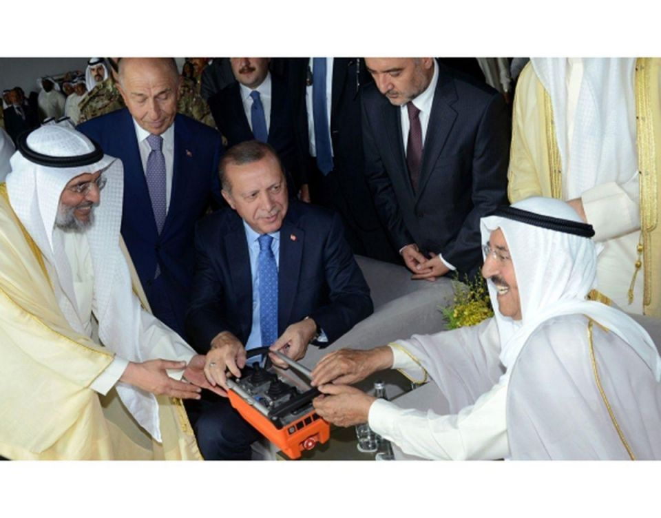 بالصور : الكويت تطلق مشروع مبنى الركاب الجديد بمطارها الدولي