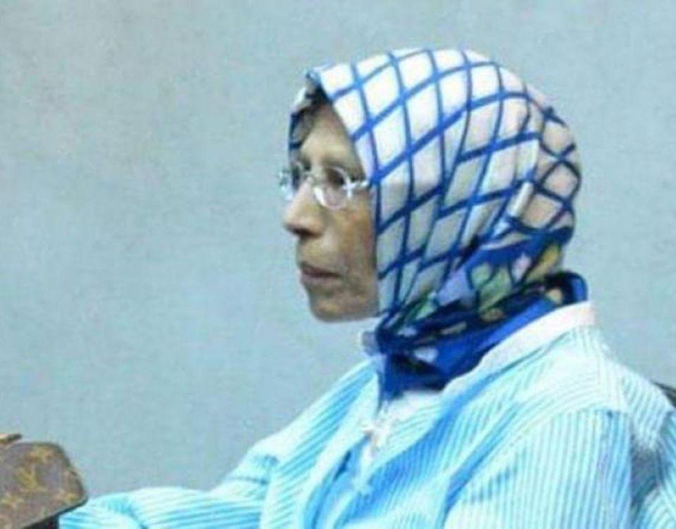 بالصور : وفاة ابنة نجيب محفوظ ودفنها في سرية تامة قبل 3 أسابيع