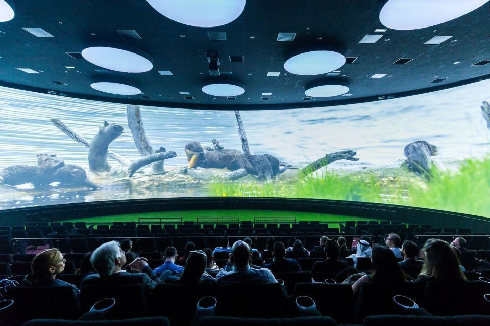 متحف الطبيعة Orbi Dubai يفتتح أبوابه أمام الجمهور