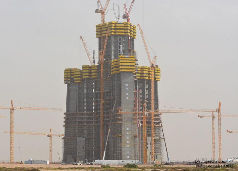 الوليد بن طلال: 30% نسبة إنجاز مشروع برج جدة.. وتكلفته 75 مليار ريال