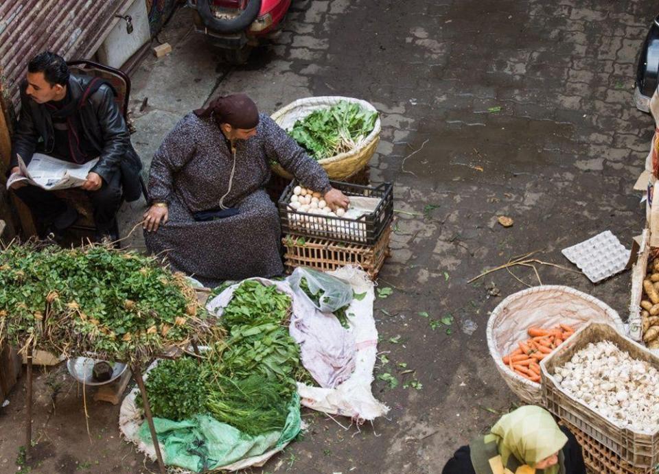 مصر تقرر زيادة الدعم التمويني للفرد 67%