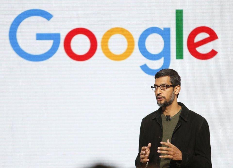 رواتب رؤساء الشركات الأميركيين تفوق نحو 350 مرة رواتب موظفيهم و100 مليون دولار راتب رئيس غوغل