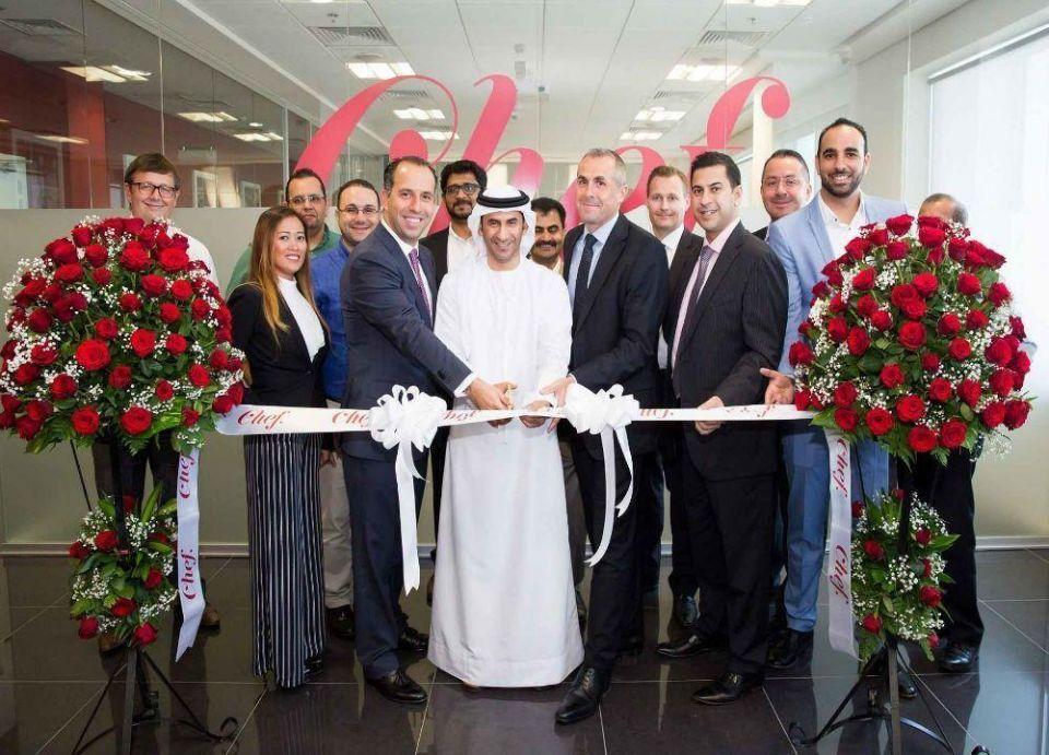 """""""شيف الشرق الأوسط"""" تستثمر 75 مليون درهم في مركز توزيع جديد بمجمع دبي للاستثمار"""