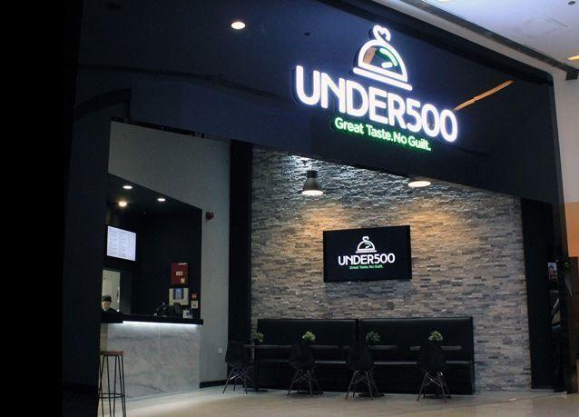 """تذوّق: مطعم """"أندر 500"""" الصحي في دبي مارينا"""