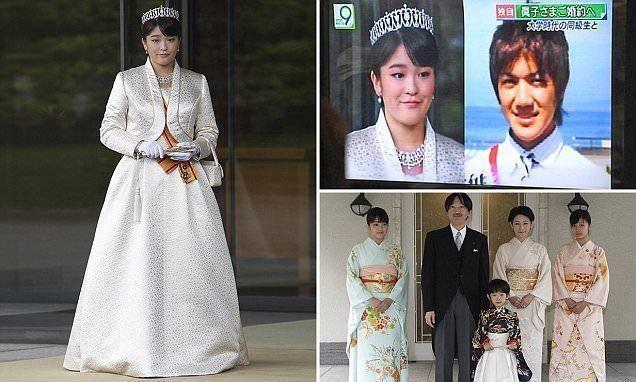 أميرة يابانية تتخلى عن لقبها للزواج من شاب يعمل في السياحة