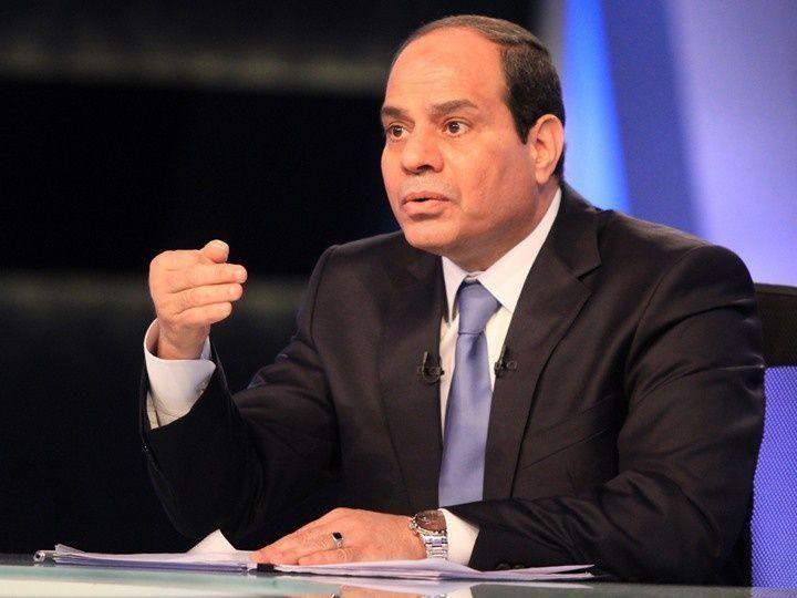 السيسي يعمل لتحديد النسل في مصر