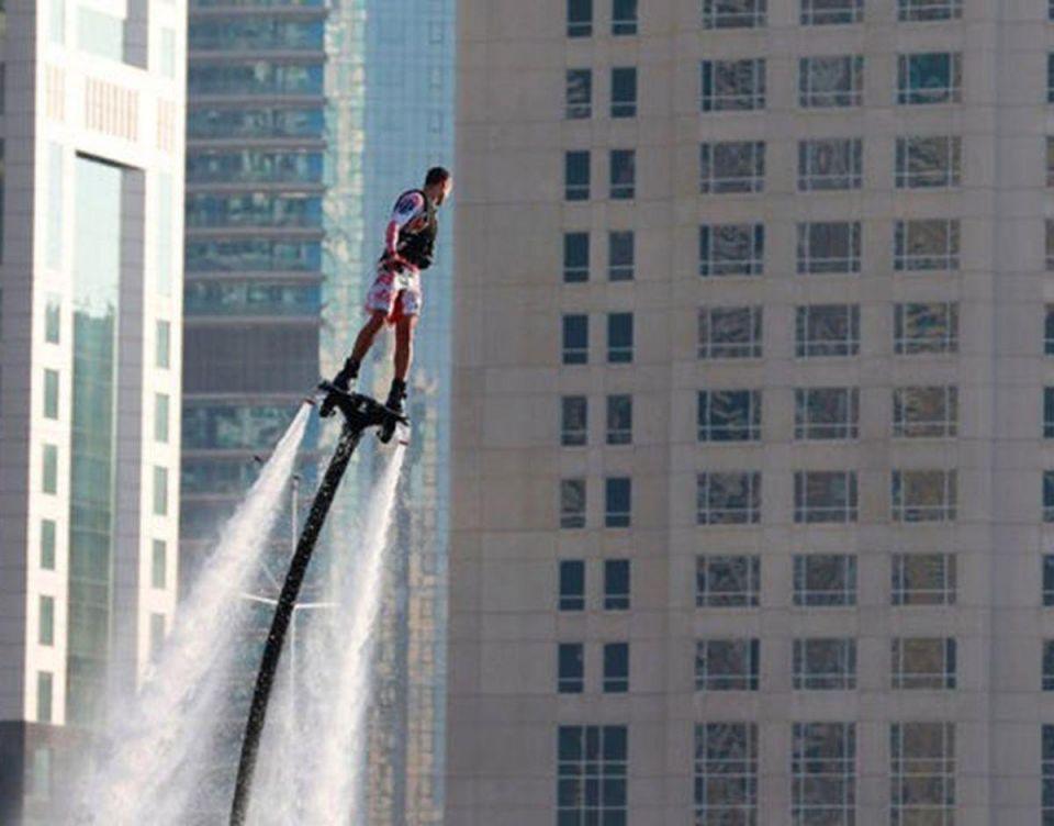 بالصور : 10 من أجمل المغامرات الجنونية تعيشها في دبي