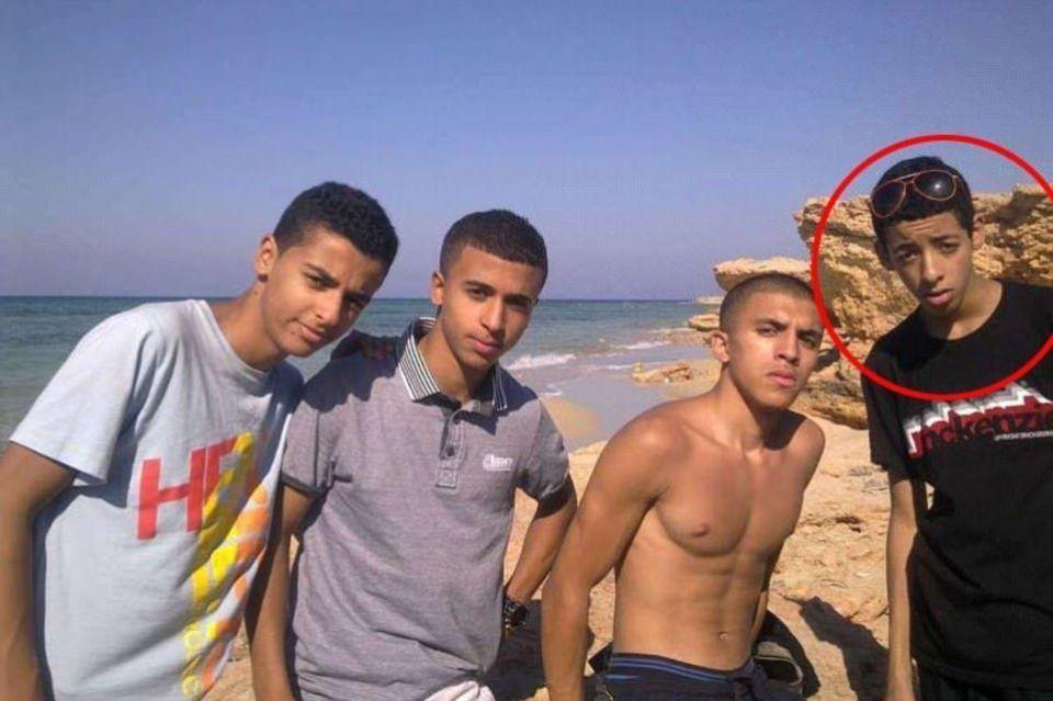 صور الشاب الليبي المتهم بتفجير انتحاري في مانشستر