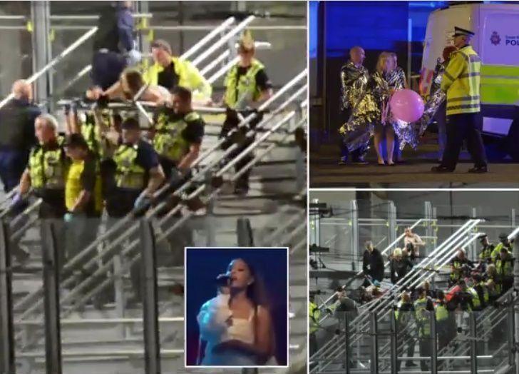 19 قتيل و50 جريحا بانفجار في حفل أريانا غراندي في بريطانيا