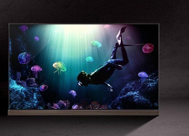 إل جي تعزز مكانتها في سوق أجهزة التلفاز عبر تقنية أو إل إي دي