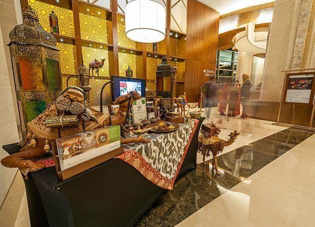 الغرير ريحان من روتانا يستقبل رمضان في دبي