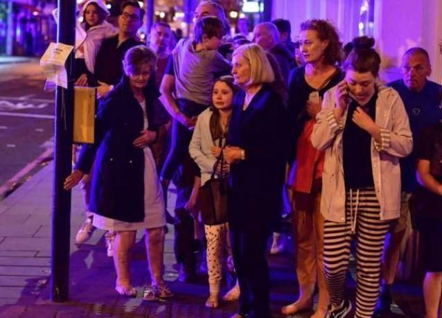 ضحايا بحادثتي دهس وطعن في العاصمة البريطانية لندن