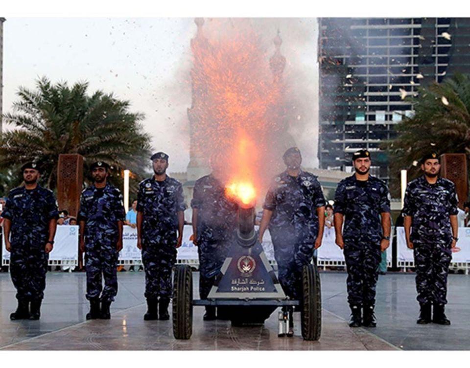 بالصور : الأجواء الرمضانية في الإمارات