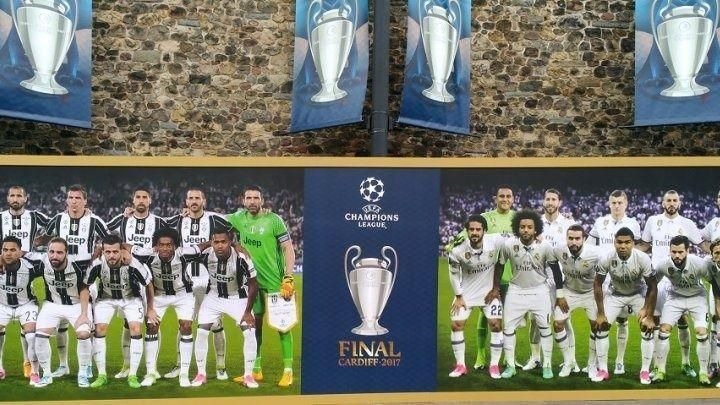 ريال مدريد يحافظ على لقب أبطال أوروبا لكرة القدم بعد الفوز 4-1 على يوفنتوس