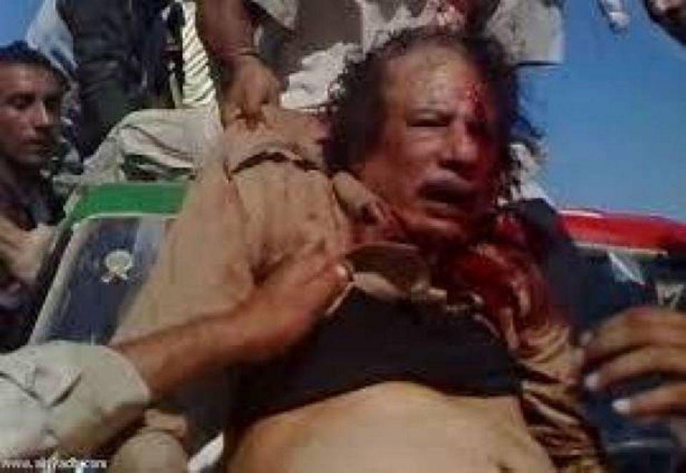 لافروف: أشخاص من خارج ليبيا قتلوا القذافي وعادوا إلى أوروبا وحصلوا على جنسيات