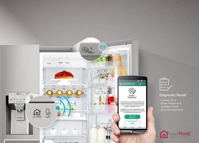 """الطبخ الذكي محور رؤية المنزل الذكي لشركة """"إل جي"""" في رمضان"""
