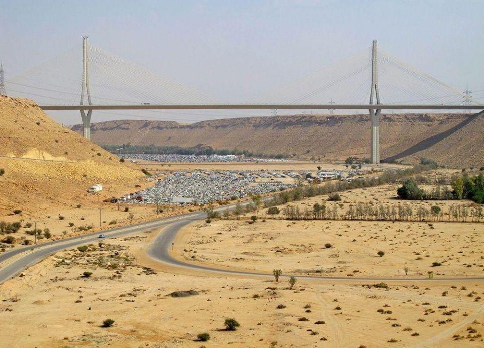 السعودية: إحالة صك بمليون متر بطريق مكة - جدة للاستئناف