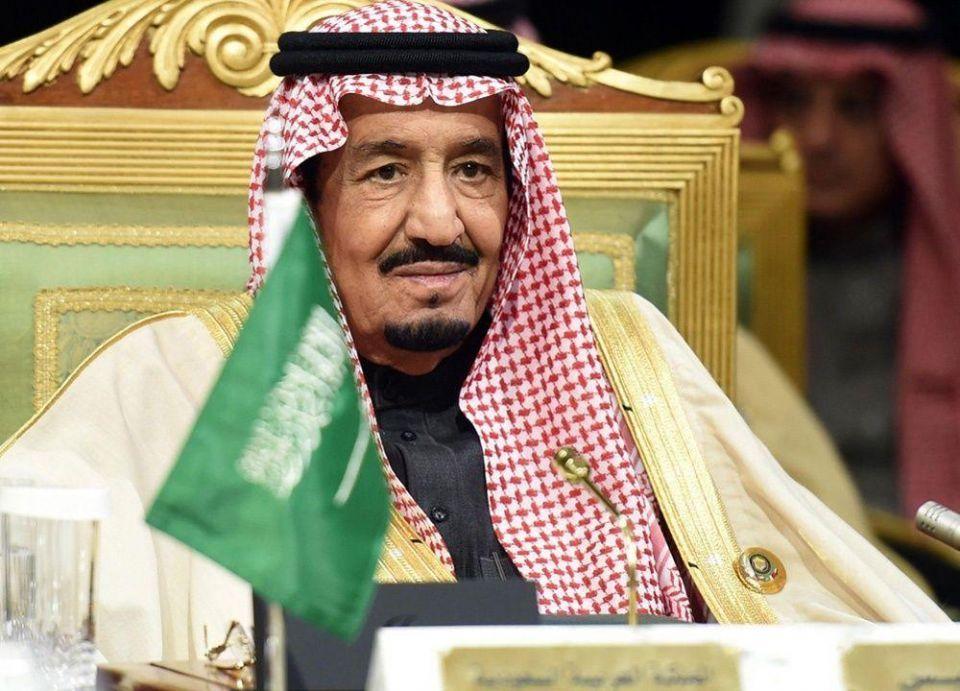 """العاهل السعودي يهنئ المسلمين بشهر #رمضان.. """"أحد بواعث الخير والمحبة"""""""
