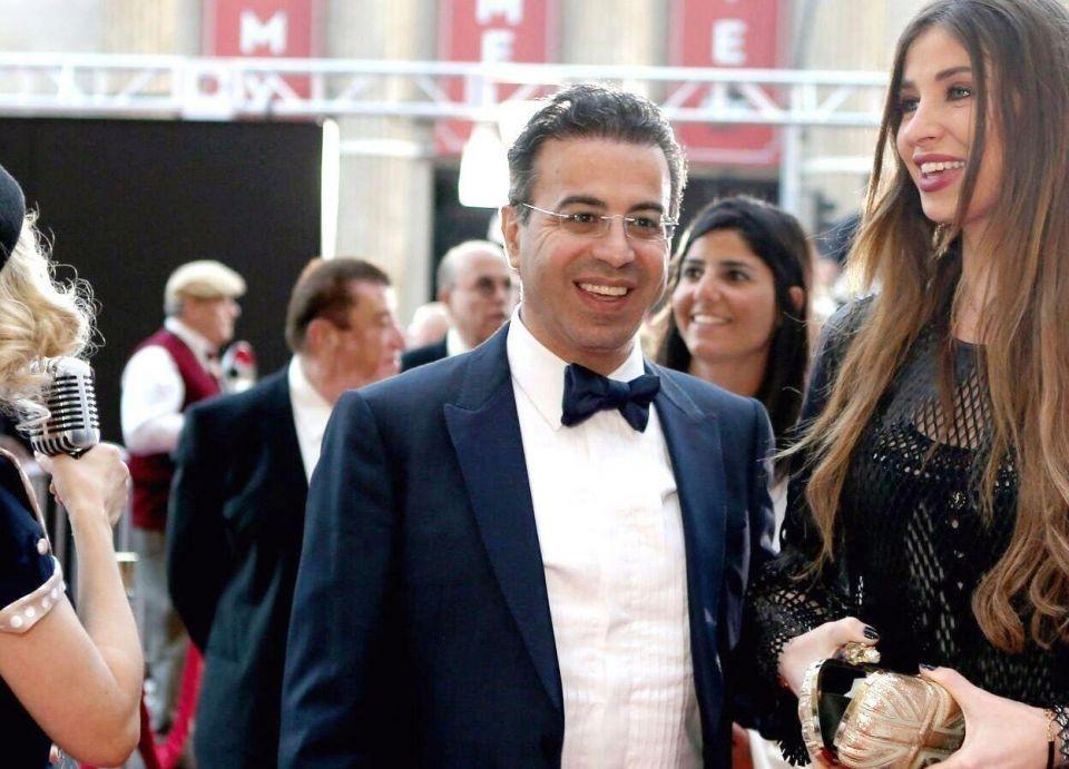 راغب علامة يتوسط بين رجل أعمال توفيت زوجته وجراح التجميل اللبناني نادر صعب
